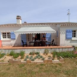 Maison avec jardin clos et fleuri - Location de vacances - L'Épine