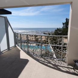 La vue de l'appartement - Location de vacances - La Tranche sur Mer