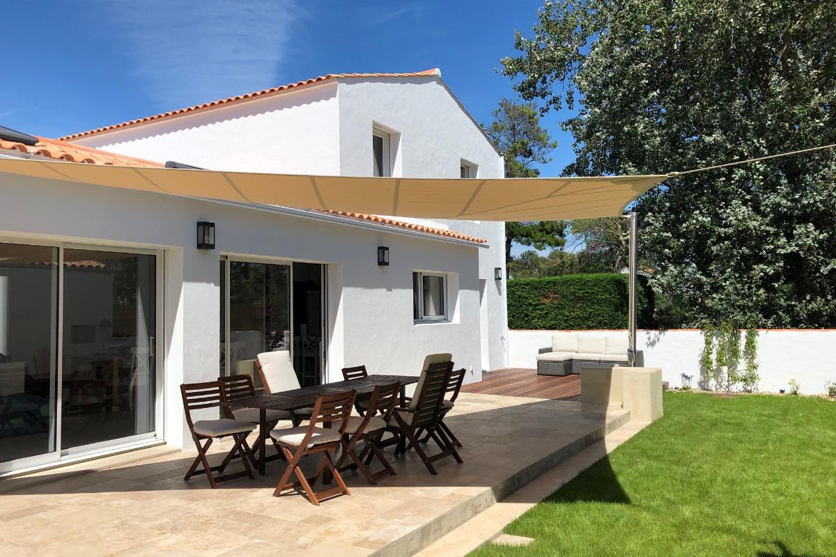 Maison à la Guérinière - 100m de la plage de la Cantine - Location de vacances - La Guérinière