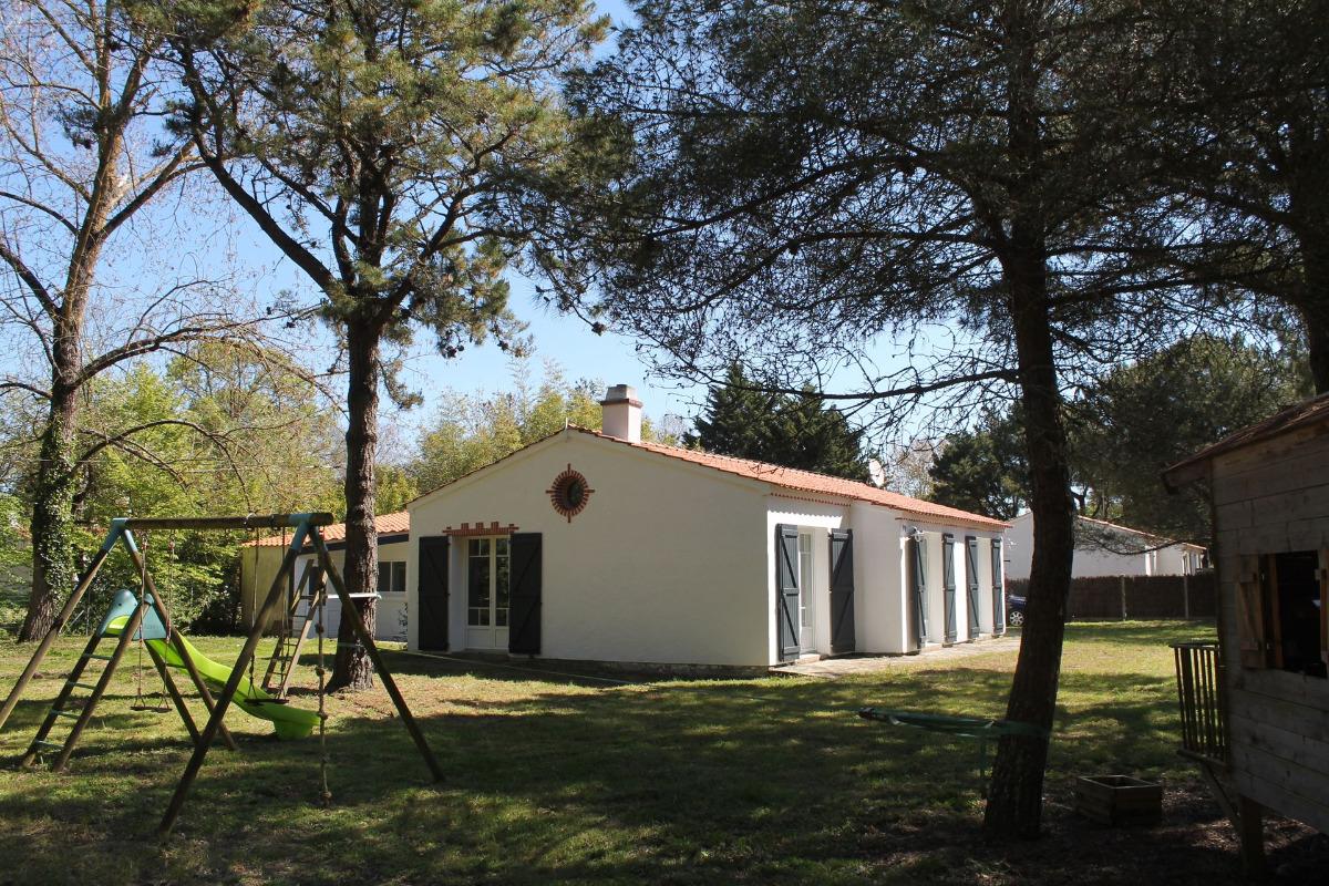 Maison de vacances à la campagne - Saint Hilaire de Riez - Location de vacances - Saint Hilaire de Riez