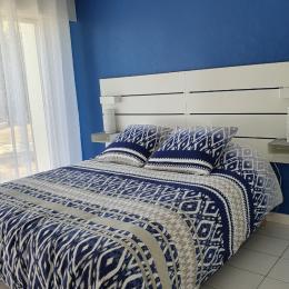 Chambre lit en 160 - Location de vacances - La Tranche sur Mer