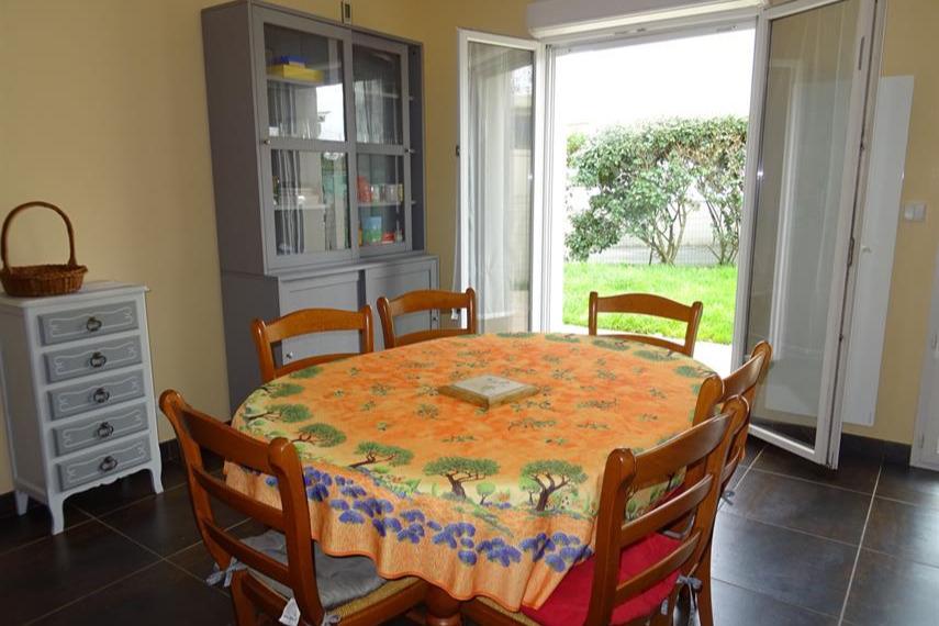 Salle à manger - Location de vacances - Les Sables-d'Olonne