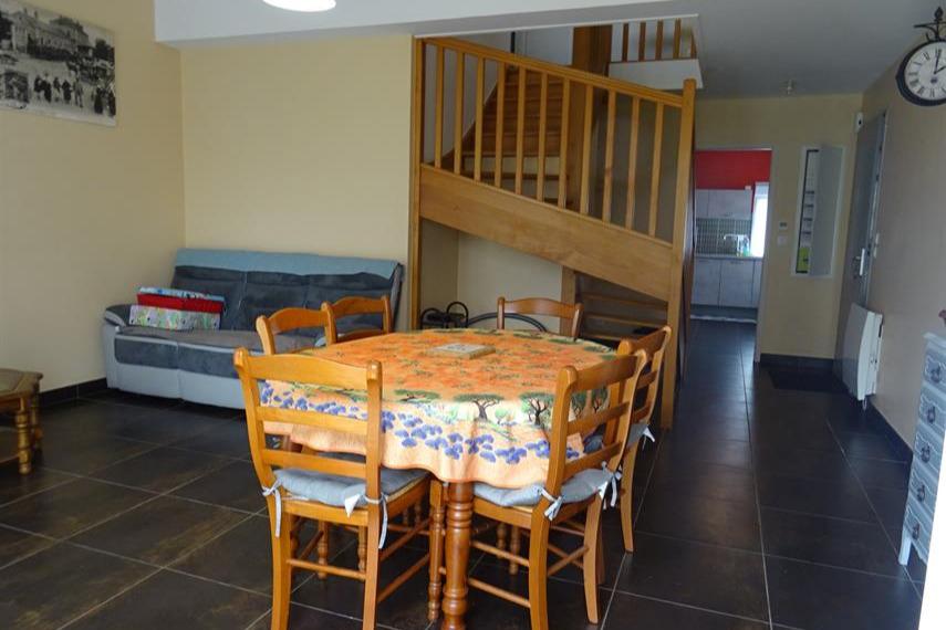 Salle à manger - Salon - Location de vacances - Les Sables-d'Olonne