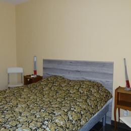 Chambre 1 - RDC - lit 140 - Location de vacances - Les Sables-d'Olonne