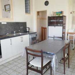 La cuisine indépendante - Location de vacances - Saint Michel en l'Herm