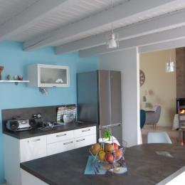 La cuisine - Location de vacances - Barbâtre