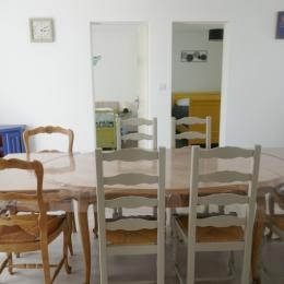 Salle à manger - Location de vacances - Le Perrier