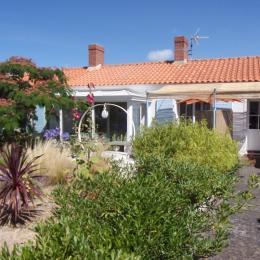 Maison et jardin - Location de vacances - L'Épine