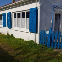 Façade - Location de vacances - La Faute-sur-Mer