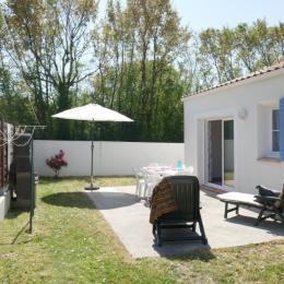 Maison de vacances avec jardin  - Location de vacances - Saint Révérend