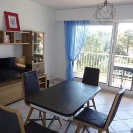 Appartement avec balcon - Location de vacances - Les Sables-d'Olonne