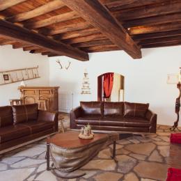 Salon  - Location de vacances - Grand'Landes
