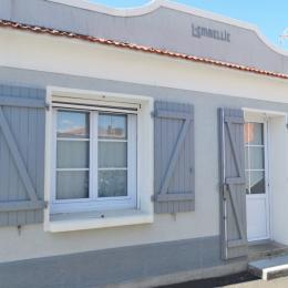 Maison côté Croix de Vie - Location de vacances - Saint Gilles Croix de Vie