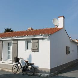 Maison dans le cœur de Croix de Vie - Location de vacances - Saint Gilles Croix de Vie