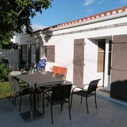 Maison de vacances typique à Saint Gilles Croix de Vie - Location de vacances - Saint Gilles Croix de Vie