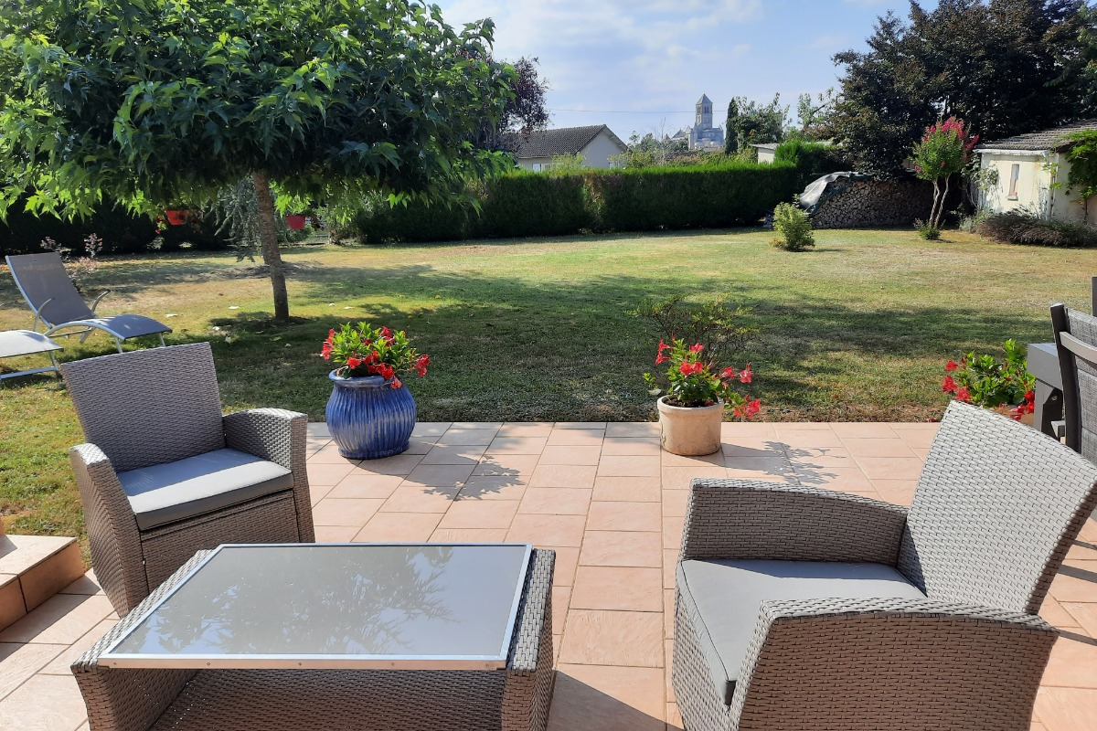 - Chambre d'hôtes - Chauvigny