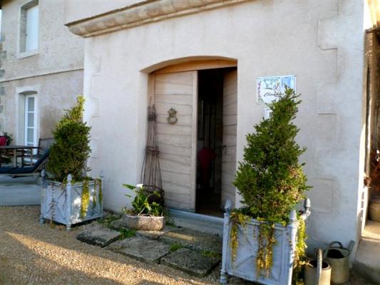 - Chambre d'hôtes - Champagné-Saint-Hilaire