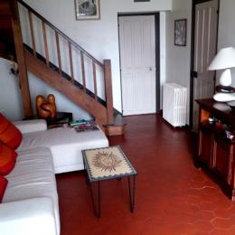 Le séjour - Chambre d'hôtes - Poitiers