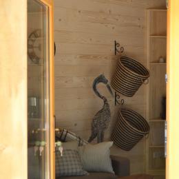 Lodge Bohème - Location de vacances - Magné