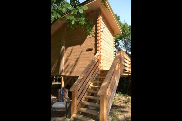 Lodge Elégance - Location de vacances - Magné