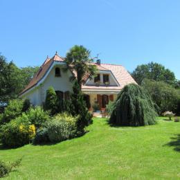 La maison en façade - Location de vacances - Nexon