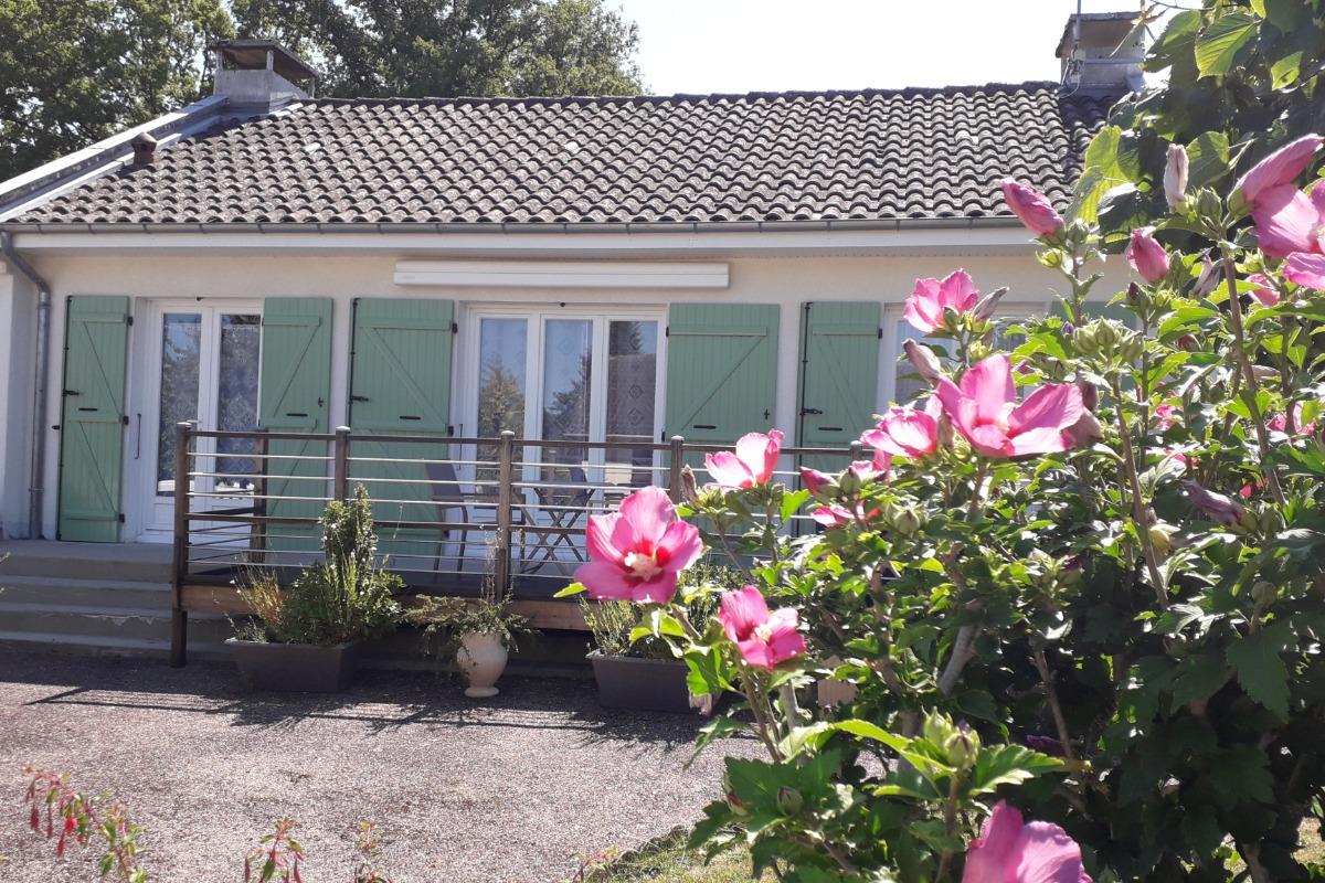 - Location de vacances - Saint-Laurent-sur-Gorre