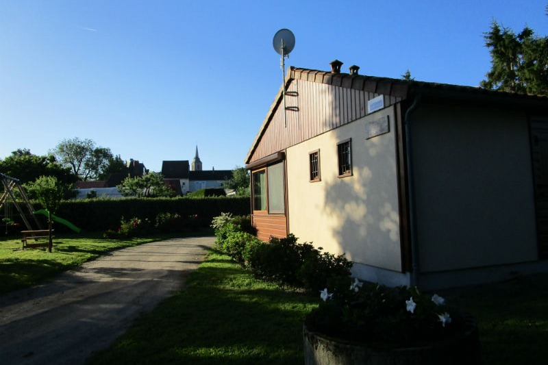 Façade côté rue - Location de vacances - Arnac-la-Poste