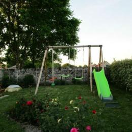 Espace enfant - Location de vacances - Arnac-la-Poste