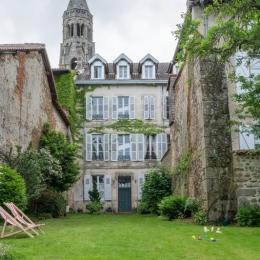 - Chambre d'hôtes - Saint-Léonard-de-Noblat