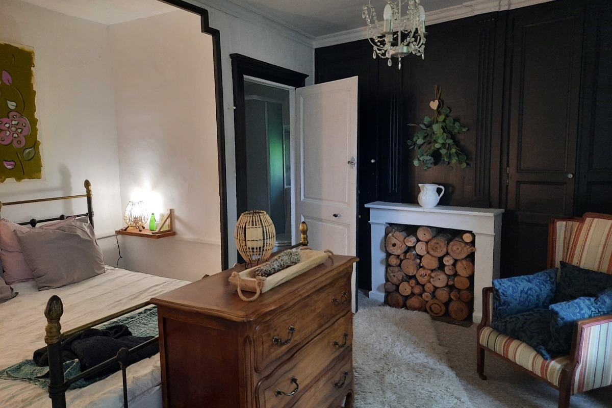 La Chambre - Location de vacances - Rochechouart