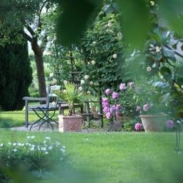Chambre d'hôtes - Abbaye Autrey - Ambiance estivale - Chambre d'hôtes - Autrey