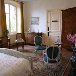 Chambre d'hôtes - Abbaye Autrey - Grande chambre - Chambre d'hôtes - Autrey