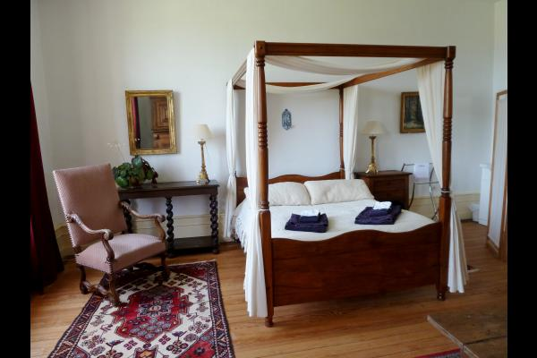 Chambre d'hôtes - Abbaye Autrey - Chambre Hellébore - Chambre d'hôtes - Autrey