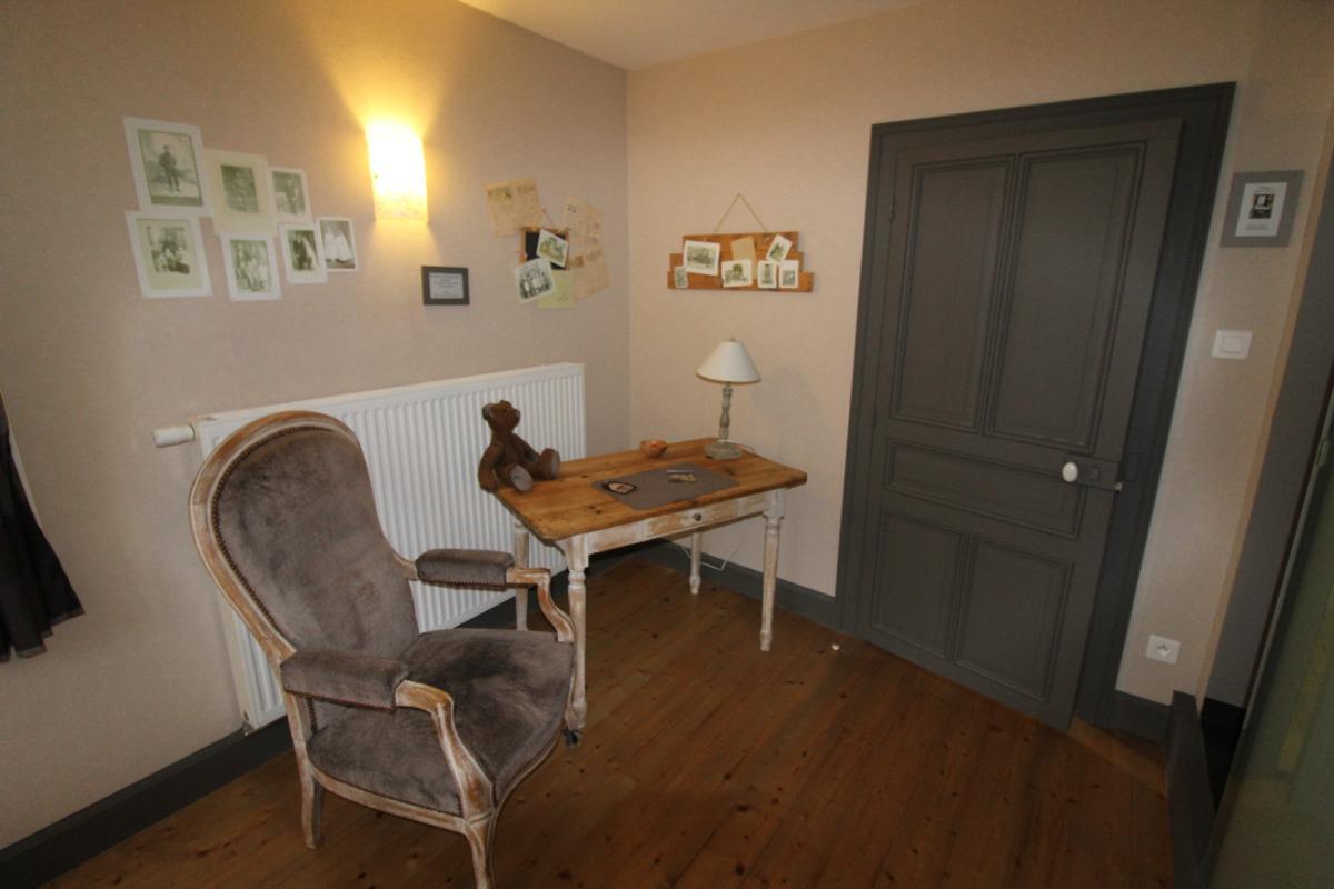Espace bureau - Chambre d'hôtes - Fresse-sur-Moselle