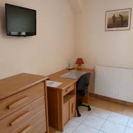 Espace bureau chambre indépendante de 16M² - Location de vacances - Plombières-les-Bains