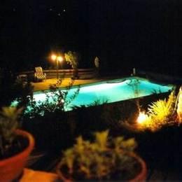Piscine de nuit - Chambre d'hôtes - Saint-Dié-des-Vosges