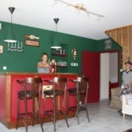 Bar - Location de vacances - Claudon