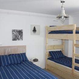 Chambre - Location de vacances - Claudon