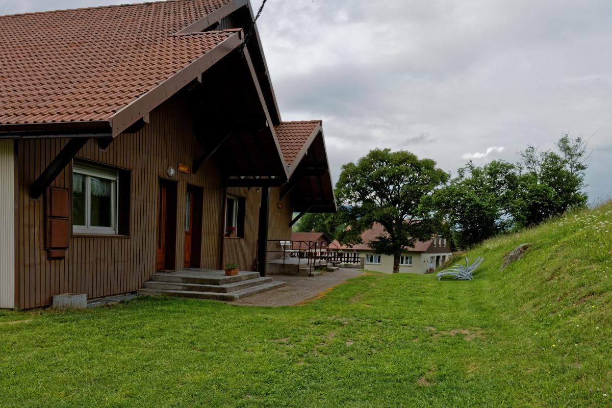 Domaine des Chantenées - Location de vacances - La Bresse