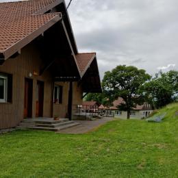 vue sur le gite Jonquille et Gentiane - Location de vacances - La Bresse