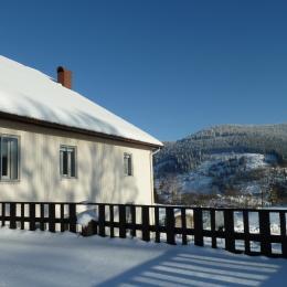 Domaine des Chantenées et sa vue - Location de vacances - La Bresse