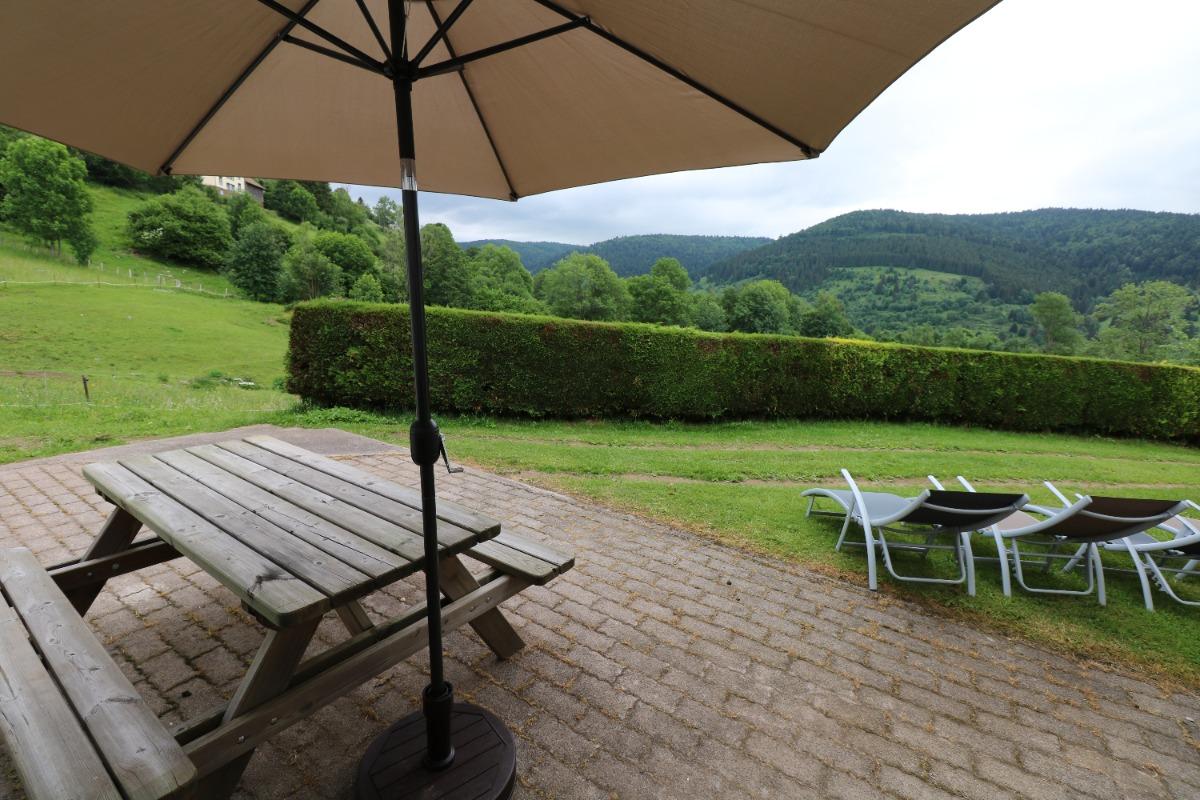 Salon - Location de vacances - La Bresse