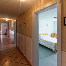 salle de bain - Location de vacances - La Bresse