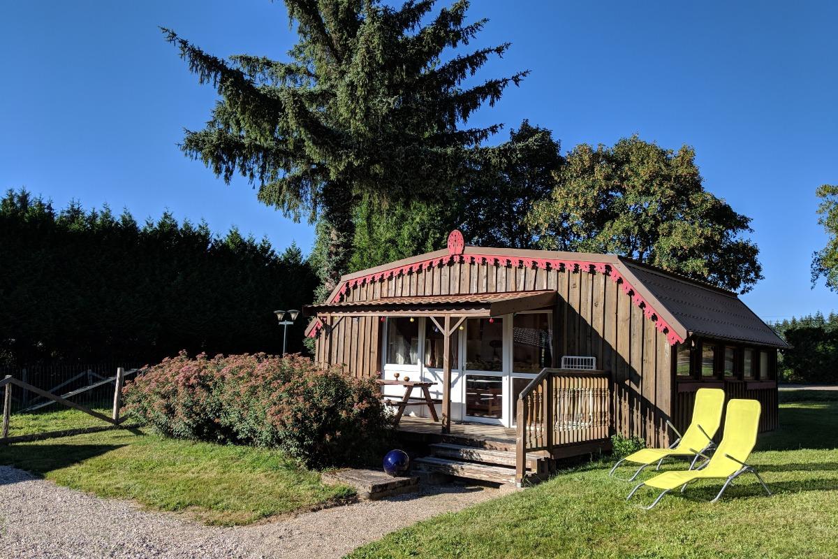 Votre séjour en panorama - Location de vacances - Plombières-les-Bains