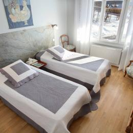 Iris 2 lits - Chambre d'hôtes - Gérardmer