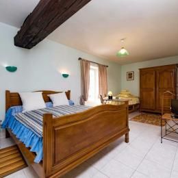 Chambre spacieuse - Chambre d'hôtes - Soulosse-sous-Saint-Élophe
