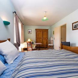 Salle à manger - Chambre d'hôtes - Soulosse-sous-Saint-Élophe