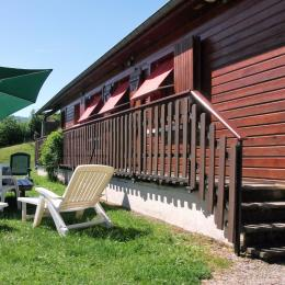 Chalet été - Location de vacances - Cornimont