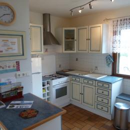 Pancarte gîte - Chez Gigi et Michel - Location de vacances - Senones