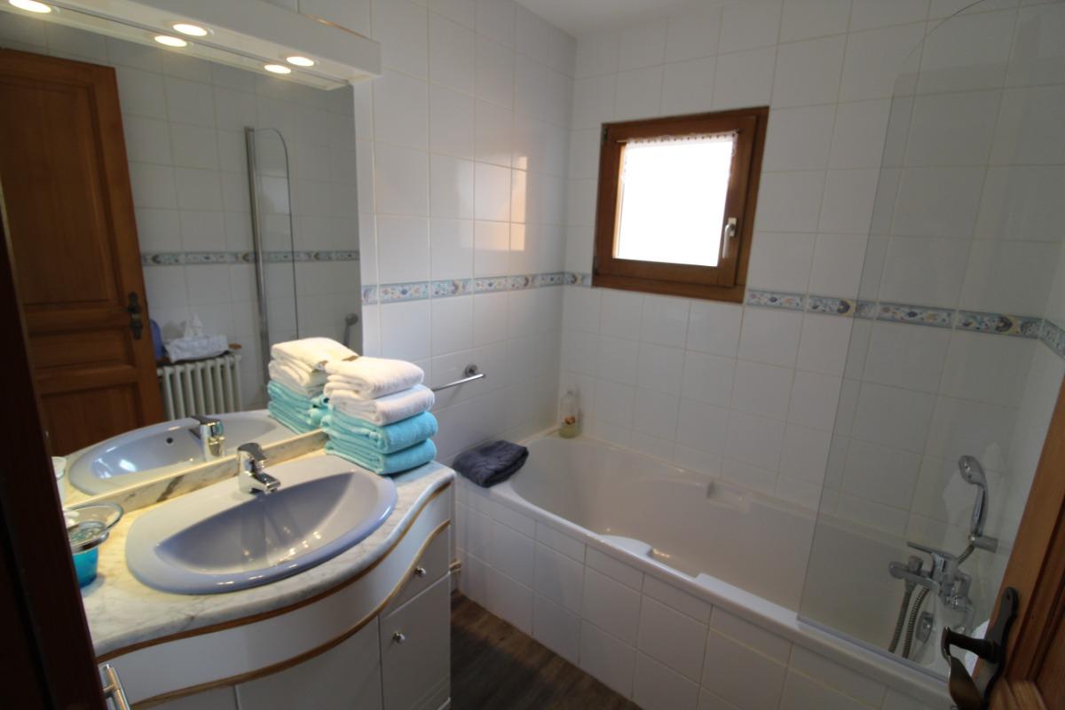 Salle de bains - Chambre d'hôtes - Gérardmer